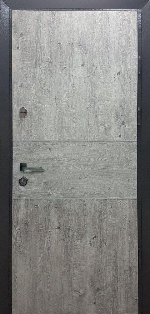 Model House-3 graphite oak