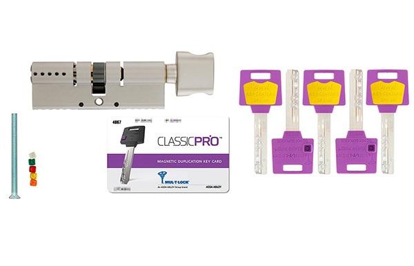 Mul-t-lock Classic Pro Циліндр