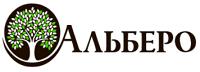 логотип Альберо