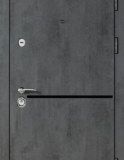 Гарант 513 (чорн. молд.) Бетон темний-Бетон світлий