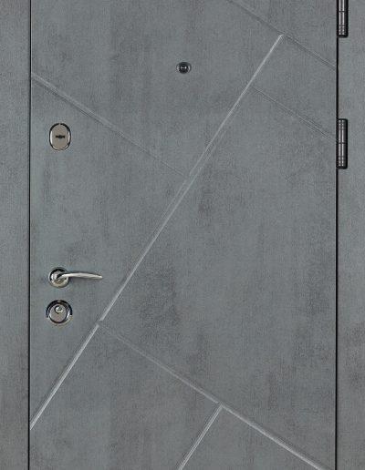 К-6 мод.171 Бетон темний-Бетон сірий