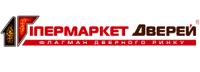 1 Gipermarket doors logotype