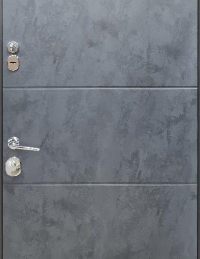 внутрішня сторона 191 бетон антрацит №57