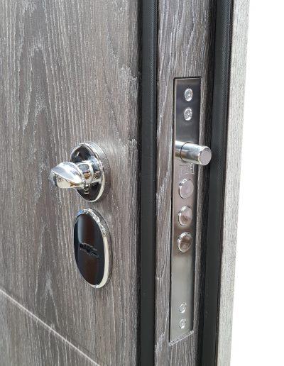 KALE 257 LX + night bolt lock, upper lock